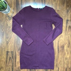 ZARA • Collection Sweater Dress